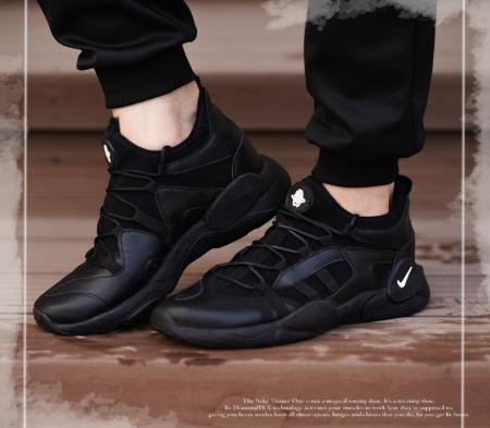 کفش مردانه Horachi Plus (تمام مشکی)