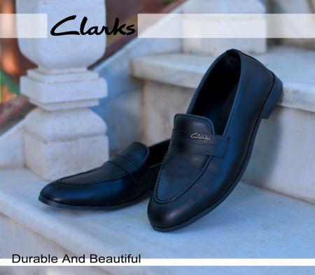 کفش مجلسی مردانه مدل Clark